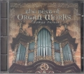 Roman Perucki - The best of organ works - CD front